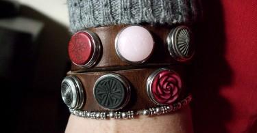 Noosa Runen en Padma pink