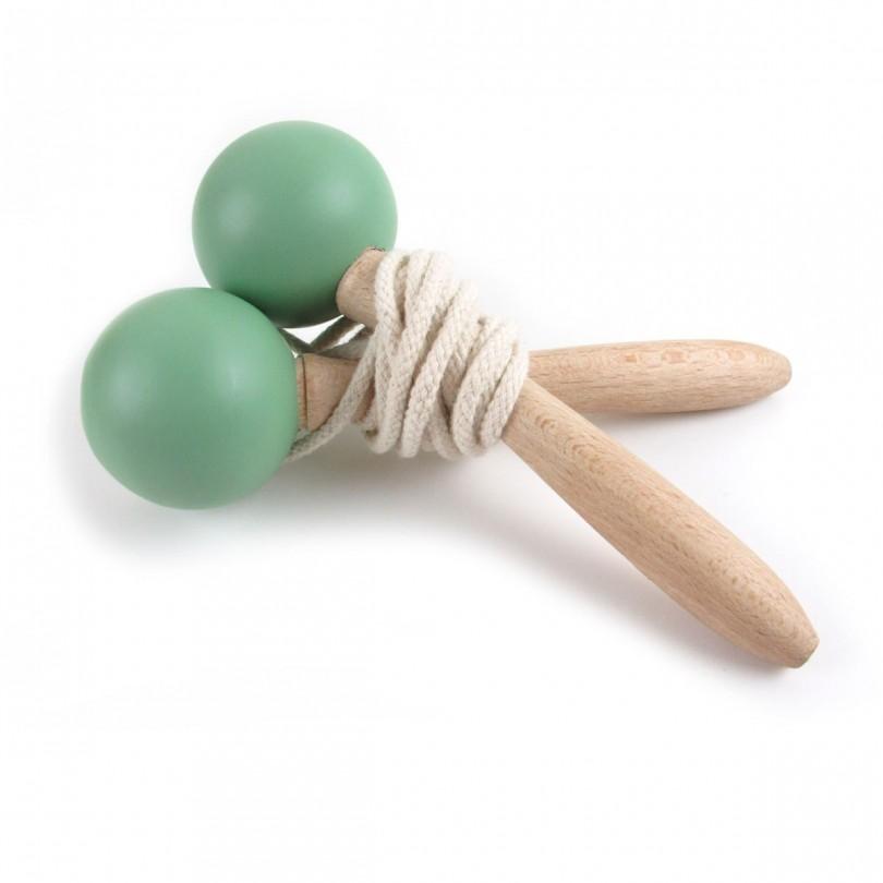 springtouw-groen