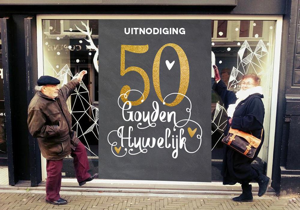 50 uitnodiging